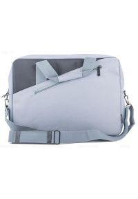 Szara torba na laptopa LOGIC CONCEPT