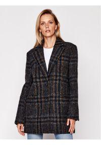 Płaszcz przejściowy Victoria Victoria Beckham w kolorowe wzory