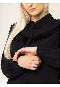 Persona by Marina Rinaldi Koszula 1113149 Czarny Regular Fit. Kolor: czarny