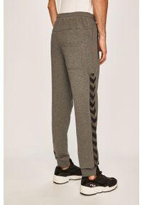 Szare spodnie dresowe Hummel #5