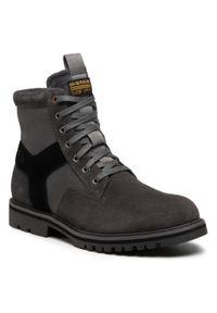 Szare buty zimowe G-Star RAW