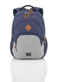 Plecak Travelite marine, w kolorowe wzory