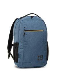 CATerpillar - Plecak CATERPILLAR - Quest Explore 83764-1012 Dark Blue. Kolor: niebieski. Materiał: materiał