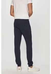 Niebieskie spodnie dresowe Trussardi Jeans