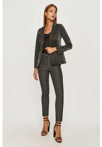 Szare spodnie materiałowe Silvian Heach klasyczne