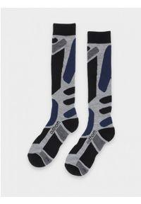 outhorn - Skarpety narciarskie męskie. Materiał: materiał, poliamid, elastan, akryl. Sport: narciarstwo