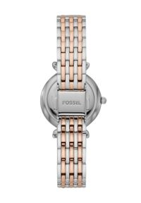 Fossil - Zegarek ES4649. Materiał: materiał