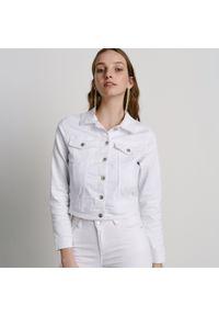 Biała kurtka Reserved