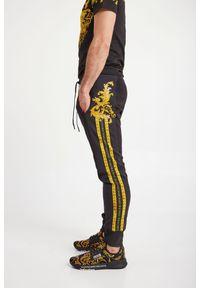 Versace Jeans Couture - SPODNIE DRESOWE VERSACE JEANS COUTURE. Materiał: dresówka #2