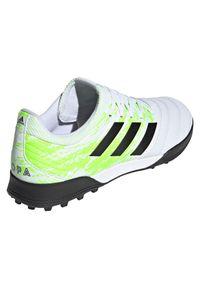 Adidas - Buty piłkarskie turfy adidas Copa 20.3 TF G28533. Okazja: na imprezę. Materiał: skóra. Szerokość cholewki: normalna. Sezon: lato. Sport: piłka nożna