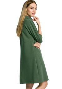 Sukienka MOE casualowa, oversize