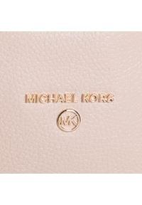 Różowa listonoszka Michael Kors klasyczna