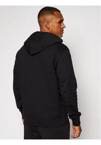 Versace Jeans Couture Bluza B7GWA7TW Czarny Regular Fit. Kolor: czarny