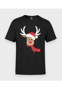 MegaKoszulki - Koszulka męska Reindeer. Materiał: bawełna