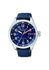 CITIZEN ZEGAREK Military AW5000-16L. Rodzaj zegarka: analogowe