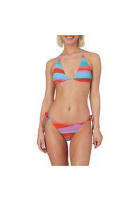 Strój kąpielowy damski Firefly Sabitha 412444. Materiał: elastan, dzianina, materiał, poliamid. Wzór: kolorowy