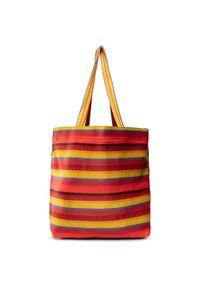 Czerwona torba plażowa Seafolly klasyczna