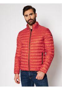 Pomarańczowa kurtka przejściowa Geox