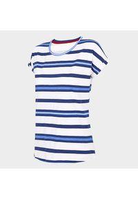 Niebieski t-shirt Everhill