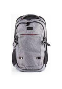 Szary plecak na laptopa NATEC
