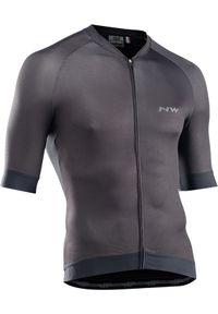 NORTHWAVE Koszulka rowerowa męska FAST JERSEY. Materiał: jersey