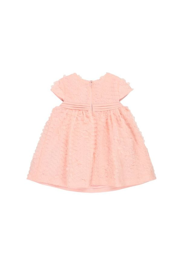 Różowa sukienka Mayoral