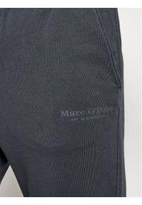 Marc O'Polo Spodnie dresowe 122 4100 19000 Szary Shaped Fit. Kolor: szary. Materiał: dresówka