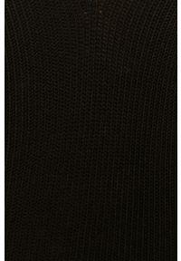 Czarna sukienka Noisy may casualowa, prosta #5
