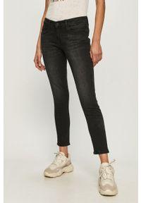 Szare jeansy Cross Jeans