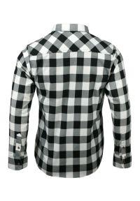 Weekendowa koszula Brave Soul. Okazja: na co dzień. Materiał: bawełna. Wzór: kratka. Styl: casual