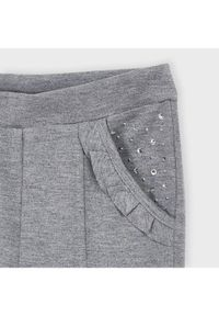 Szare spodnie Mayoral