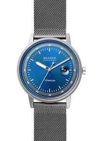 Skagen - Zegarek SKW6754. Kolor: srebrny