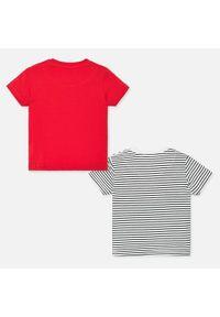 T-shirt Mayoral w kolorowe wzory