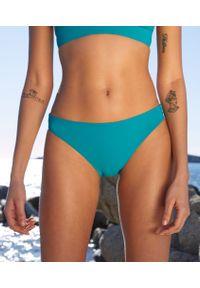 Essentielle Majtki Bikini Od Kostiumu Kąpielowego - 38 - Zielony - Etam. Kolor: zielony. Materiał: tkanina, poliamid, materiał