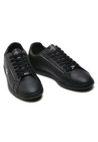 Lacoste Sneakersy Graduate 0721 1 Sfa 7-41SFA007702H Czarny. Kolor: czarny #8