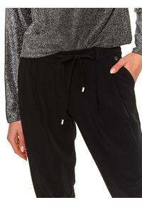 Czarne spodnie TOP SECRET długie #7