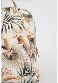 Billabong - Plecak. Kolor: beżowy
