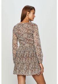 Sukienka Vila mini, casualowa, na co dzień #5