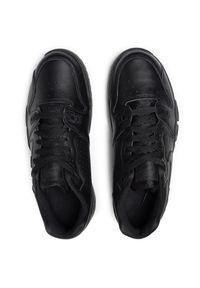 Czarne buty sportowe Nike z cholewką