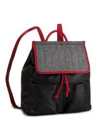 Czarny plecak Menbur klasyczny