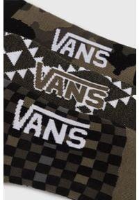 Vans - Skarpetki (3-pack). Materiał: materiał, nylon, bawełna, elastan #2