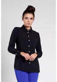 Czarna koszula Nommo elegancka