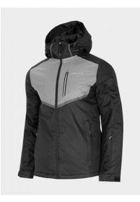 Everhill - Kurtka narciarska męska. Materiał: poliester. Sezon: zima. Sport: narciarstwo