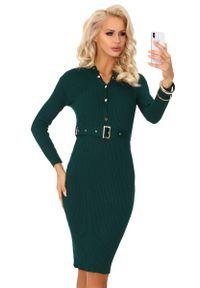Zielona sukienka Merribel szmizjerki