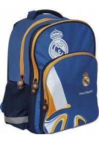 Patio Plecak Szkolny Real Madrid Madryt Oryginał Astra