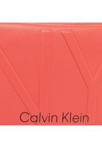 Pomarańczowa nerka Calvin Klein