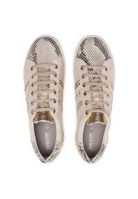 Geox - Sneakersy GEOX - D Jaysen A D151BA 02241 C5000 Beige. Okazja: na co dzień. Kolor: beżowy. Materiał: skóra, zamsz. Szerokość cholewki: normalna. Sezon: lato. Styl: casual