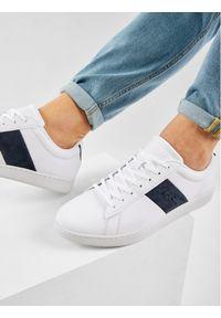 Lacoste Sneakersy Carnaby Evo 0120 3 Sma 7-40SMA0003042 Biały. Kolor: biały. Model: Lacoste Carnaby Evo