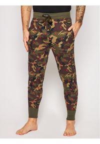 Spodnie dresowe Polo Ralph Lauren w kolorowe wzory