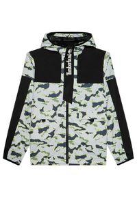 Szara kurtka przejściowa Timberland #3